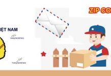 Tổng hợp đầy đủ mã Zip code HCM - Mã bưu điện/Postal HCM
