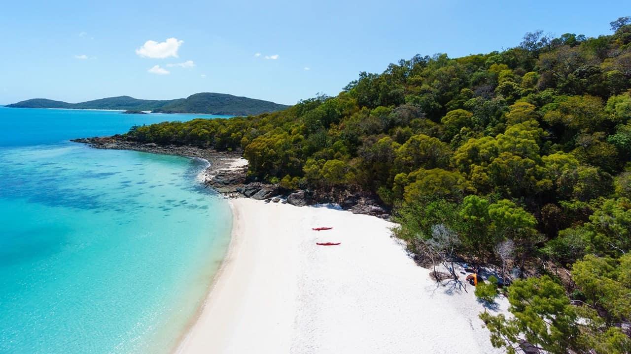 Bãi biển Whitehaven (Úc)