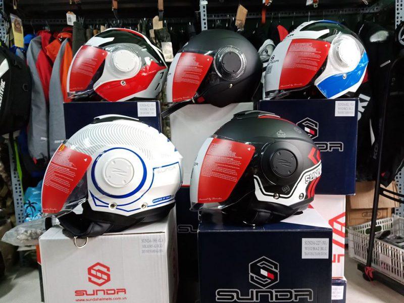 Cửa hàng mỹ bảo hiểm chính hãng ở Hà Nội – SUNDA