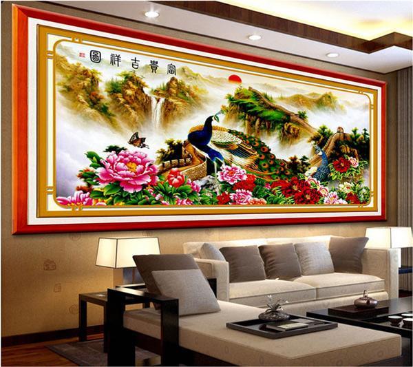 Anh Hoa- Địa chỉ bán tranh thêu chữ thập sỉ và lẻ