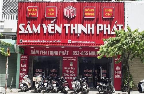 Top 15 cửa hàng sâm Hàn Quốc ở TPHCM uy tín tốt nhất hiện nay