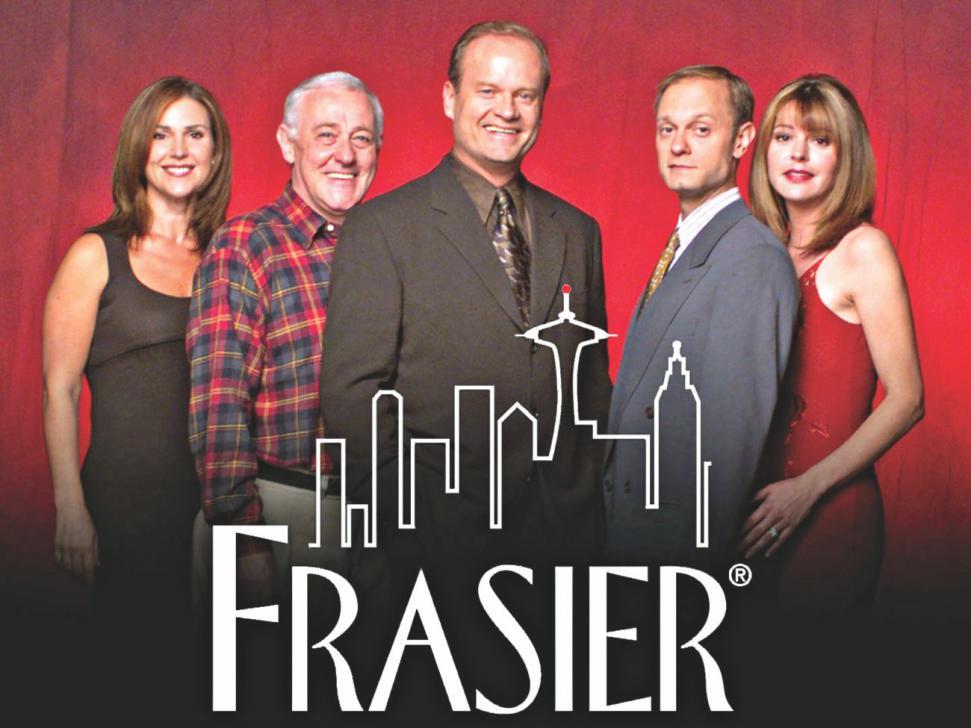 """""""Frasier"""" (1993-2004)"""