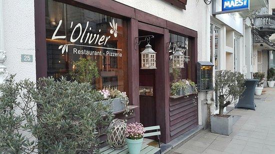 Nhà hàng L'olivier – chuyên ẩm thực Pháp