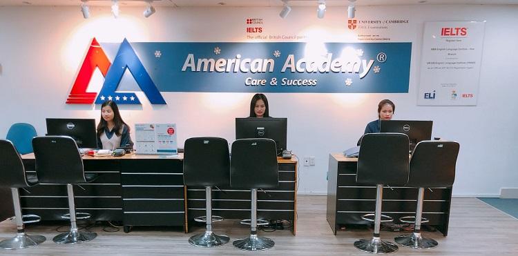 Trung tâm tiếng Anh AMA