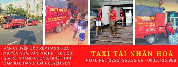 Top 20 dịch vụ xe tải chuyển nhà Đà Nẵng uy tín